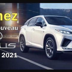 lexus concours2020 240x240 - Gagnez un tout nouveau Lexus RX 450h F SPORT Série 3 2021