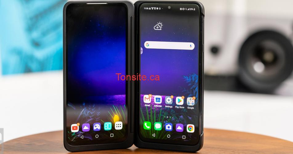 lg1 - Gagnez le nouveau téléphone intelligent à deux écrans G8x ThinQ de LG
