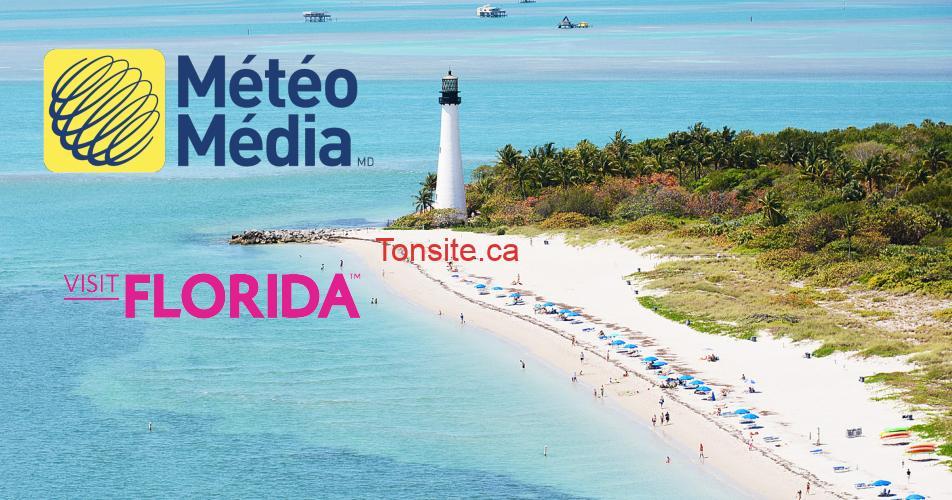 meteomedia concours3 - Concours Meteo Media: Gagnez un voyage au soleil en Floride! (valeur plus de 5000$)