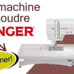 singer machine a coudre 240x240 - Gagnez la toute nouvelle machine à coudre Singer Quantum 9960