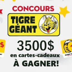 tigre geant concours 240x240 - Concours Tigre Géant: 3500$ en cartes-cadeaux à gagner!