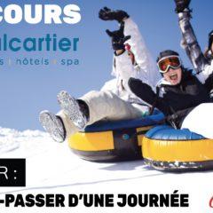 val cartier concours 240x240 - 8 laissez-passer d'une journée au Village Vacances Valcartier à gagner!