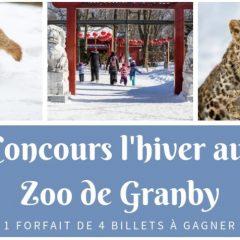 zoo granby concours 240x240 - Gagnez 1 forfait de 4 billets au Zoo de Granby