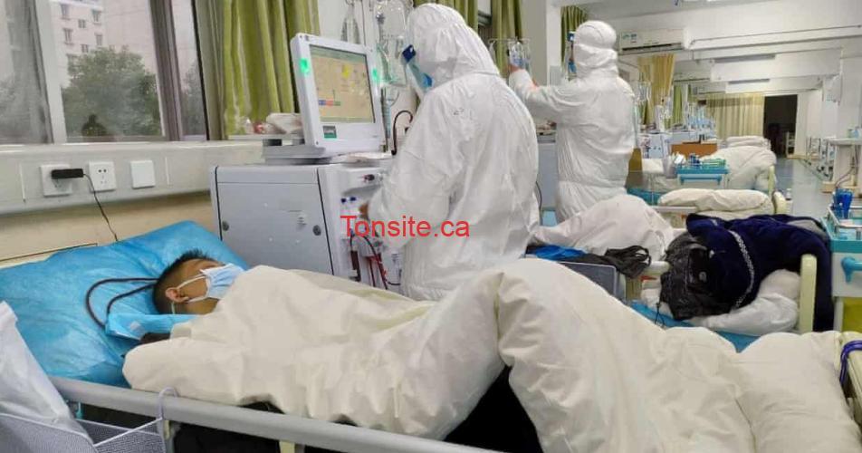 CORONA1 - Un premier cas de coronavirus au Québec
