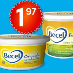 becel 197 547 240x240 - Margarine Becel à 1,97$ au lieu de 5,47$