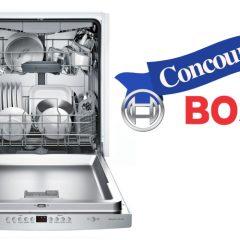 bosch concours 240x240 - Gagnez 1 des 3 lave-vaisselle Bosch