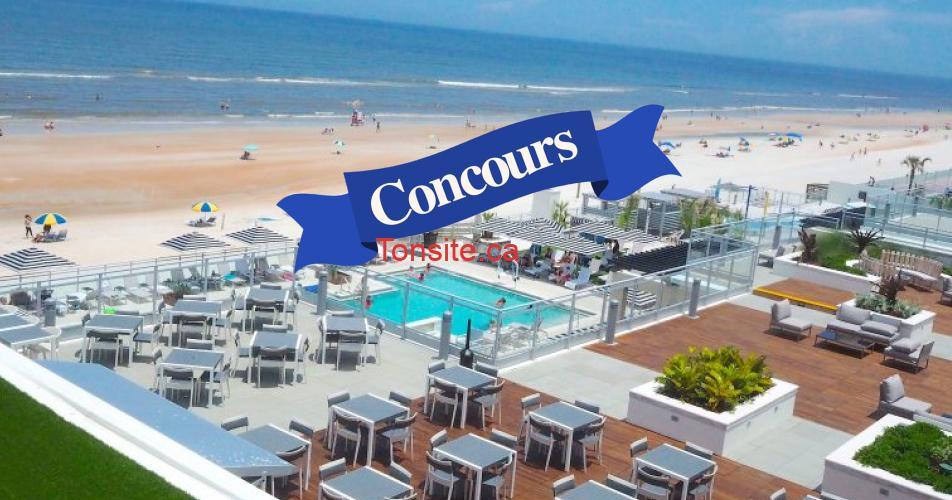 daytona - Gagnez des vacances tout compris pour deux personnes à Daytona Beach en Floride!