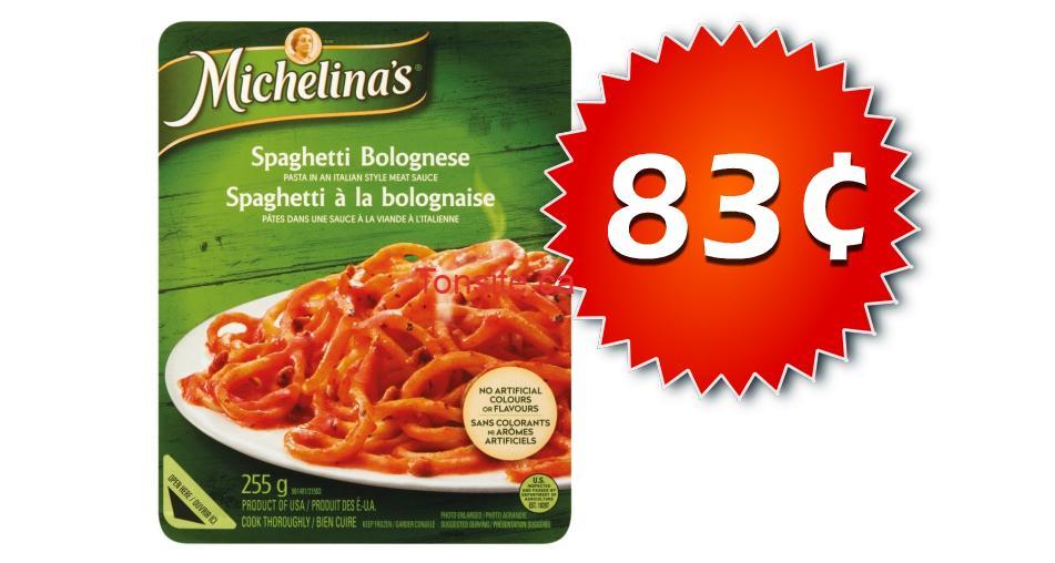 Photo of Repas surgelés Michelina's à 83¢ seulement!