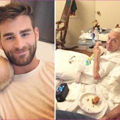 salvatore norma 240x240 - Ce jeune homme à fait un geste remarquable envers cette femme de 89 ans malade et sans famille!
