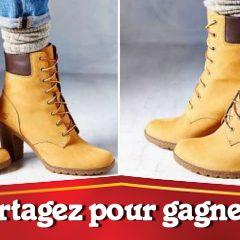 bottes concours3 240x240 - Gagnez une paire de bottes pour femmes Timberland Talon
