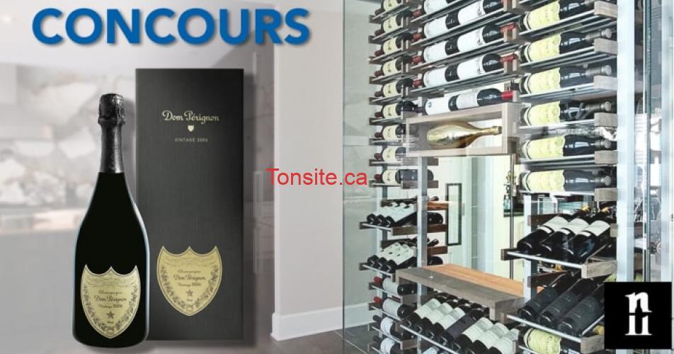champagne01 - Gagnez une bouteille de champagne Dom Pérignon d'une valeur de 262$