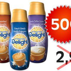 international delight 50 240x240 - Colorant à café International Delight à 50¢ au lieu de 2,99$