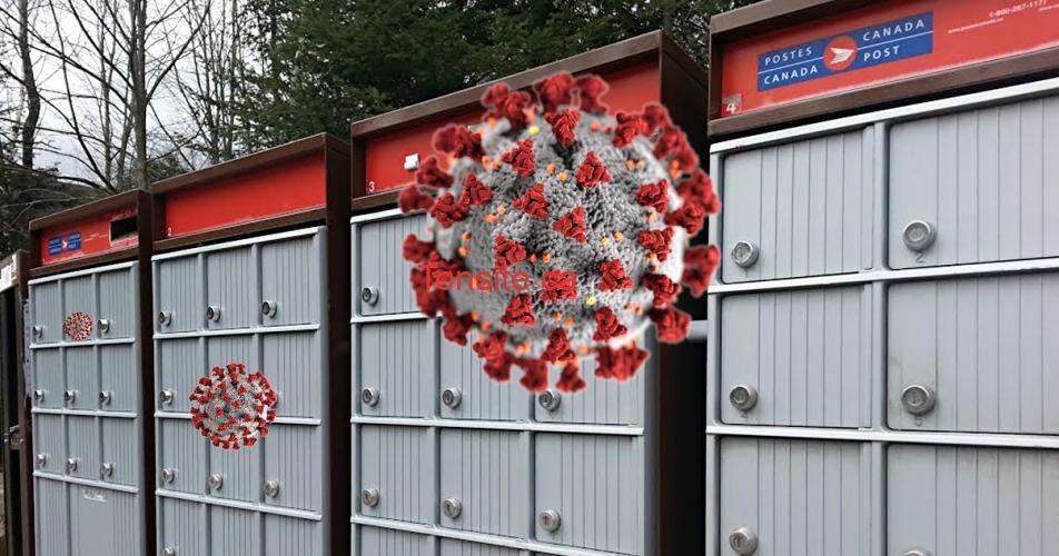 postes coronavirus - Le Coronavirus va-t-il affecter la livraison du courrier?