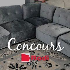 rodi 240x240 - Participez et gagnez ce magnifique canapé!