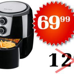 secura 6999 12999 240x240 - Friteuse à air chaud sans huile Extra large 5.2L Secura à 69,99$ au lieu de 129,99$