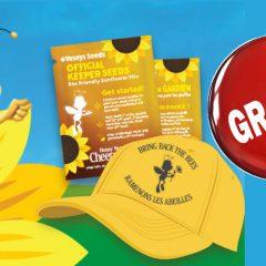 seeds free 240x240 - Obtenez votre sachet GRATUIT de semences de tournesol et une casquette GRATUITE!