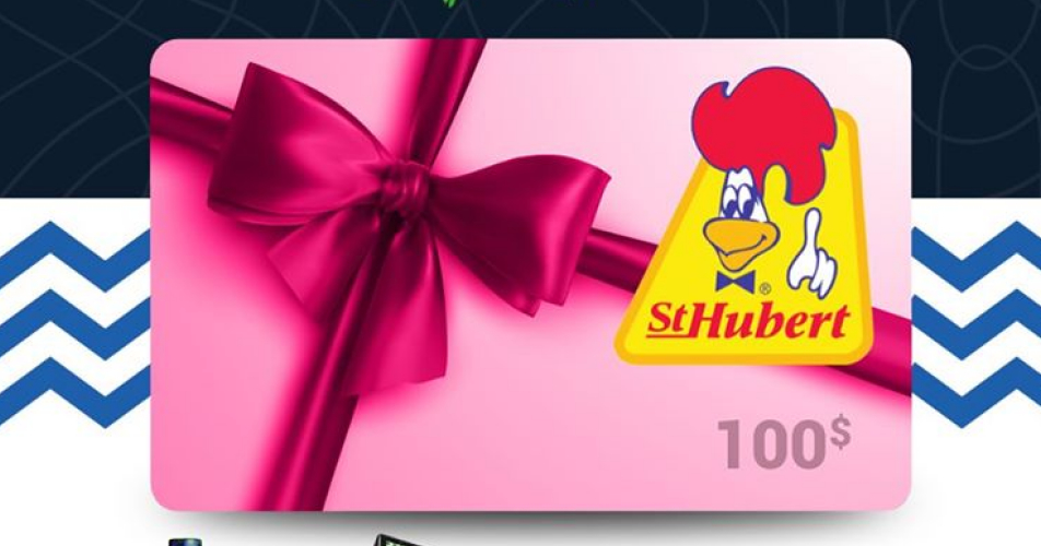 st hubert01 - Gagnez une carte-cadeau St-Hubert de 100$