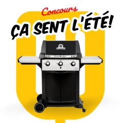 BBQ 1 240x240 - Concours Economax: Gagnez ce barbecue Broil King de 40 000 BTU !