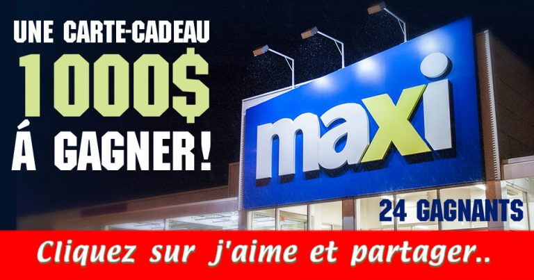 maxi concours