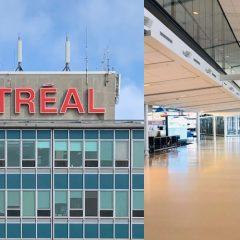 montreal yul 240x240 - (Photos): L'aéroport de Montréal vide et désert et ça donne l'impression qu'on est seuls au monde!