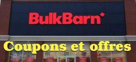 Bulk Barn Canada: Coupons et offres promotionnelles