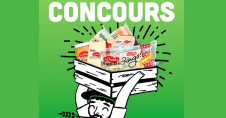Photo of Gagnez un panier de fromages de la fromagerie La Chaudière