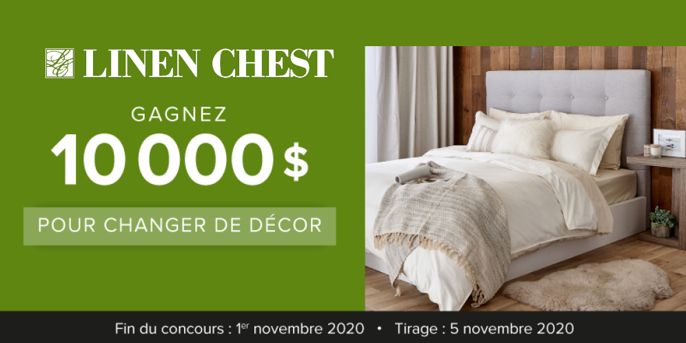 linen ches concours