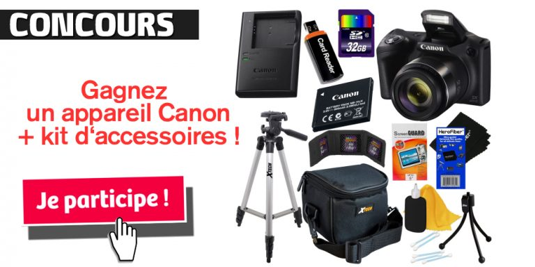 canon concours