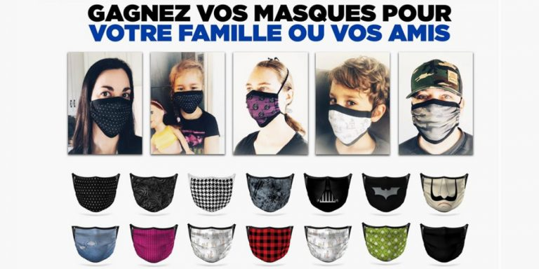 masques concours