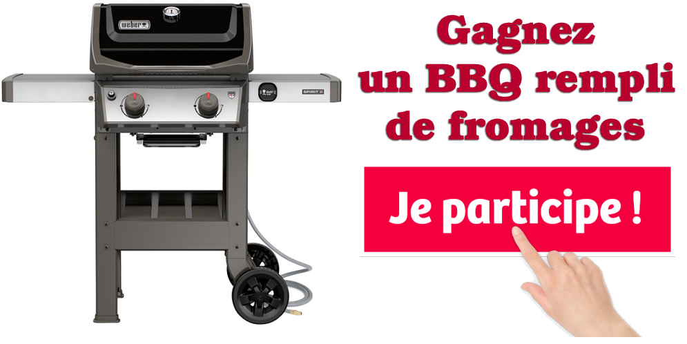 bbq fromage concours