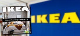 Le catalogue IKEA 2021 est arrivé ! Venez le consulter en ligne et faire le plein d'idées !