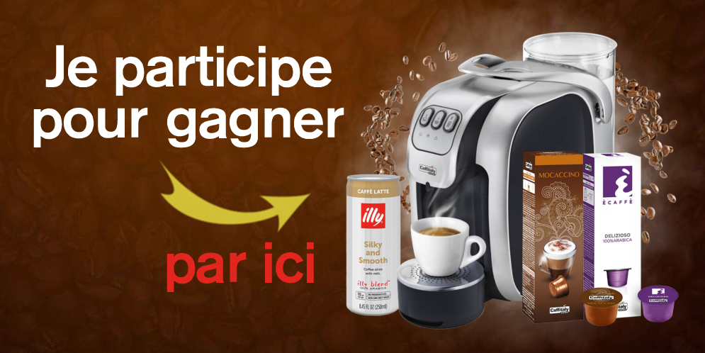 cafetiere concours