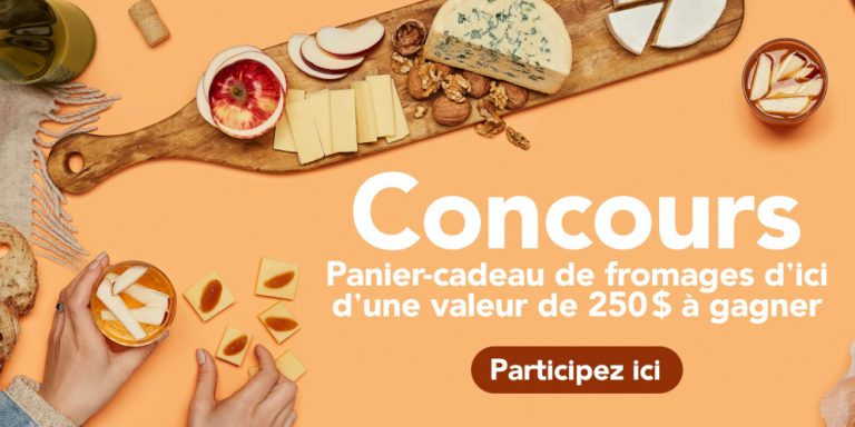 fromages concours