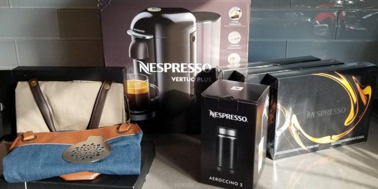 nespresso concours