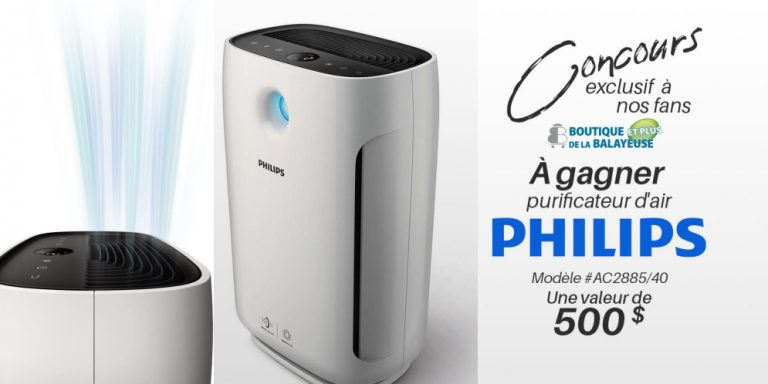 philips purificateur dair