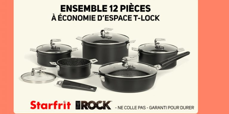 starfrit rock concours
