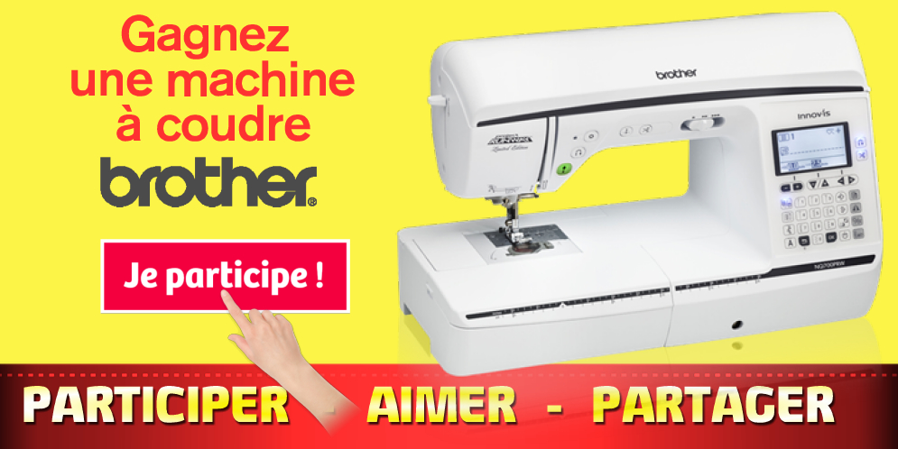 machine à coudre Brother