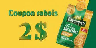 Keurig: Obtenez un rabais de 6$ pour tout achat de 3 boîtes de 24 dosettes K-CUP!