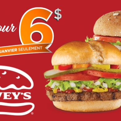harveys promo