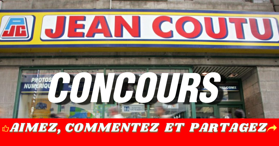 jean coutu concours off