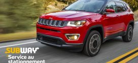 Gagnez un véhicule Jeep Canada Compass 2021 (valeur de 35 000$)