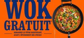 Obtenez un wok gratuit avec Uncle Ben's