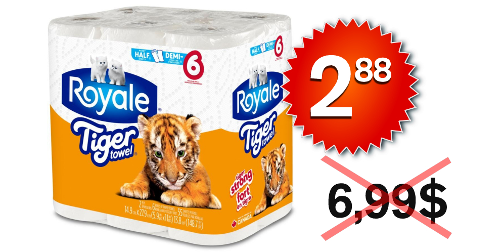 Royale tiger 288 699 Tonsite.ca