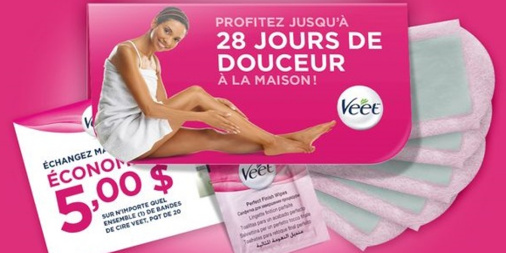 veet echantillon Tonsite.ca